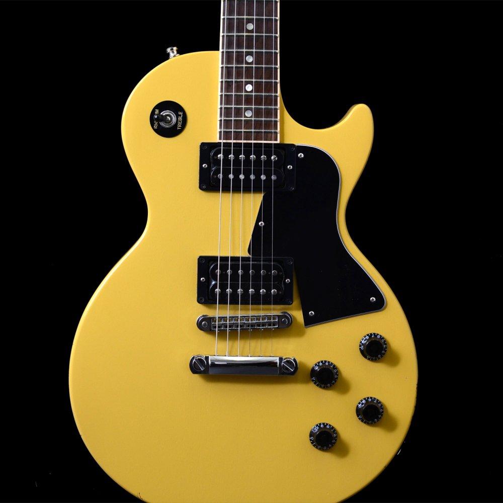 Les Paul Special Tv Yellow : buy gibson les paul special humbucker in tv yellow pre owned ~ Vivirlamusica.com Haus und Dekorationen