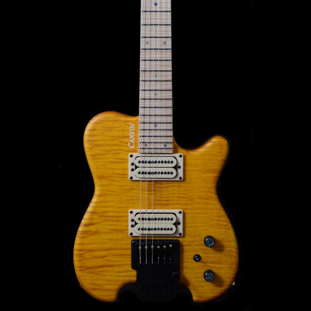 Carvin Custom Hh2x Allan Holdsworth Headless Signature Electric Guitar