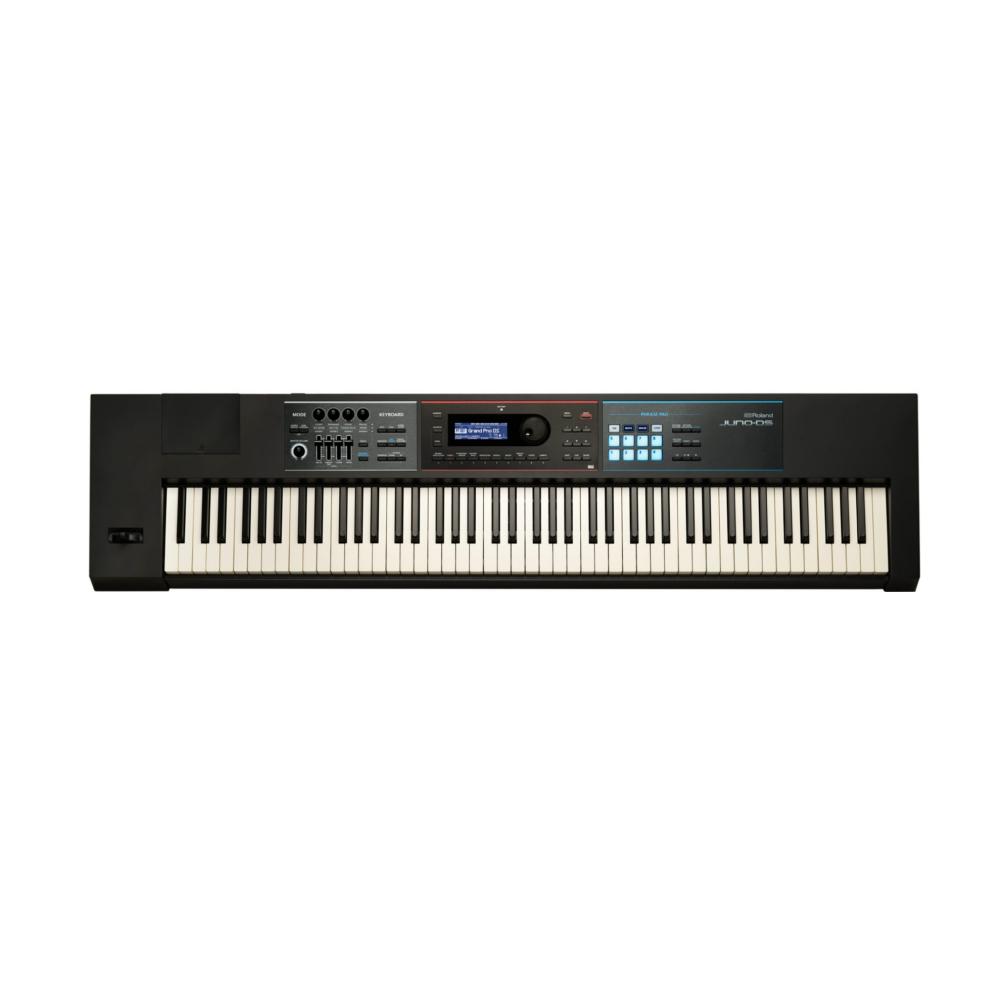 roland juno ds 88 note portable synthesizer sale sound affects premier. Black Bedroom Furniture Sets. Home Design Ideas