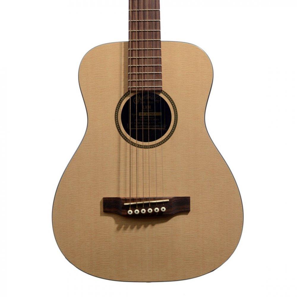 pre owned martin lxm little martin travel guitar for sale. Black Bedroom Furniture Sets. Home Design Ideas