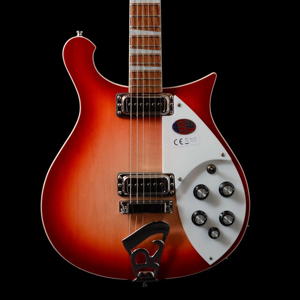 buy rickenbacker 620 6 string fireglo electric guitar. Black Bedroom Furniture Sets. Home Design Ideas