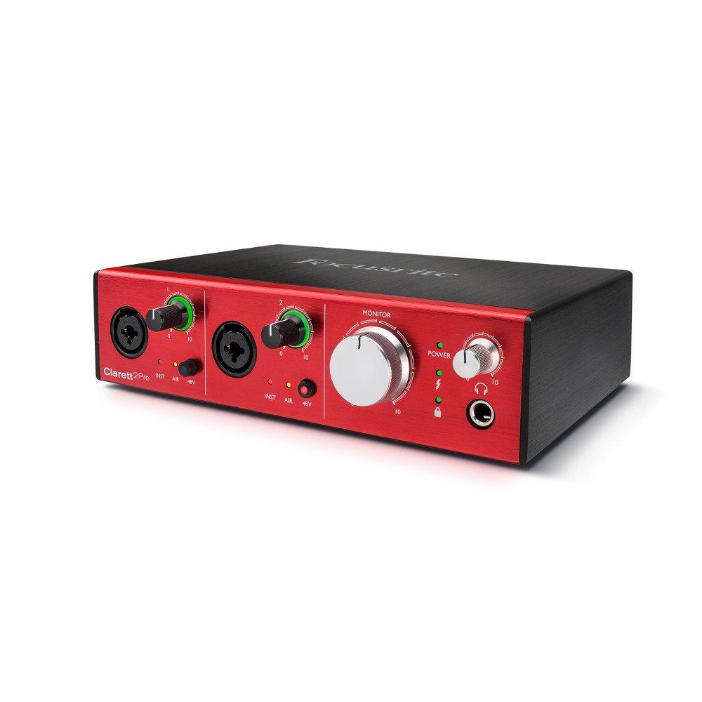 clarett 2 pre thunderbolt audio interface buy focusrite. Black Bedroom Furniture Sets. Home Design Ideas