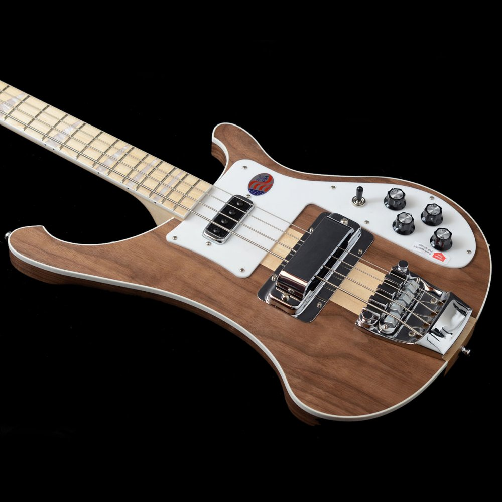 rickenbacker 4003 walnut bass guitar 15 37747 ebay. Black Bedroom Furniture Sets. Home Design Ideas