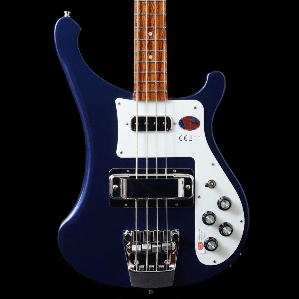 rickenbacker 4003s bass guitar midnight blue 16 33723 ebay. Black Bedroom Furniture Sets. Home Design Ideas