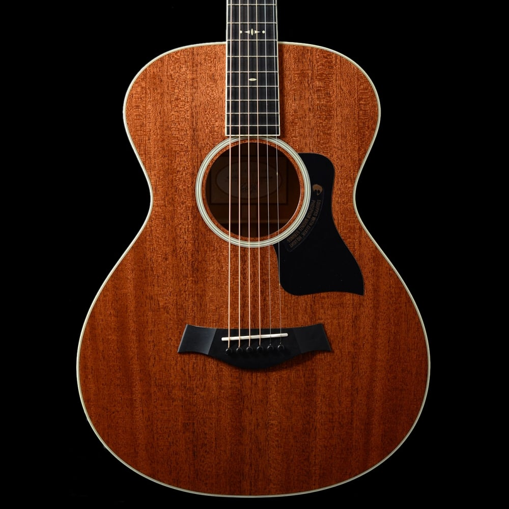 buy 2016 taylor 522e 12 fret electro acoustic in tropical mahogany. Black Bedroom Furniture Sets. Home Design Ideas