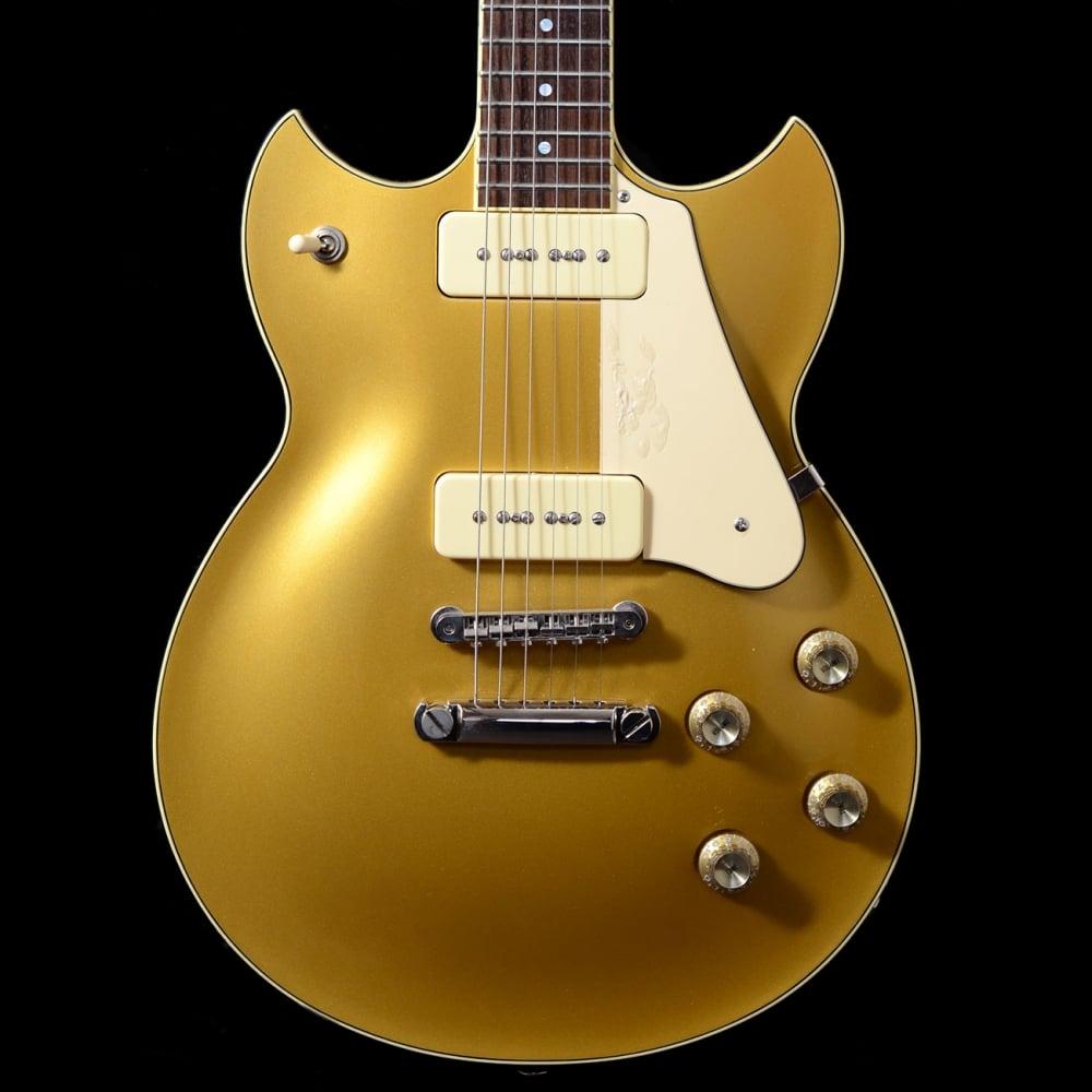 buy yamaha sg1802gt gold top electric guitar. Black Bedroom Furniture Sets. Home Design Ideas