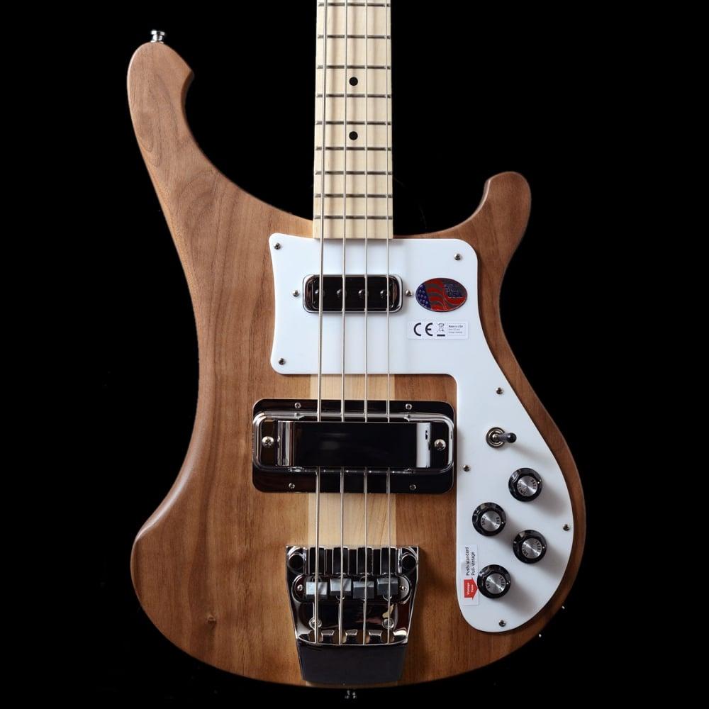 buy rickenbacker 4003s bass guitar walnut. Black Bedroom Furniture Sets. Home Design Ideas