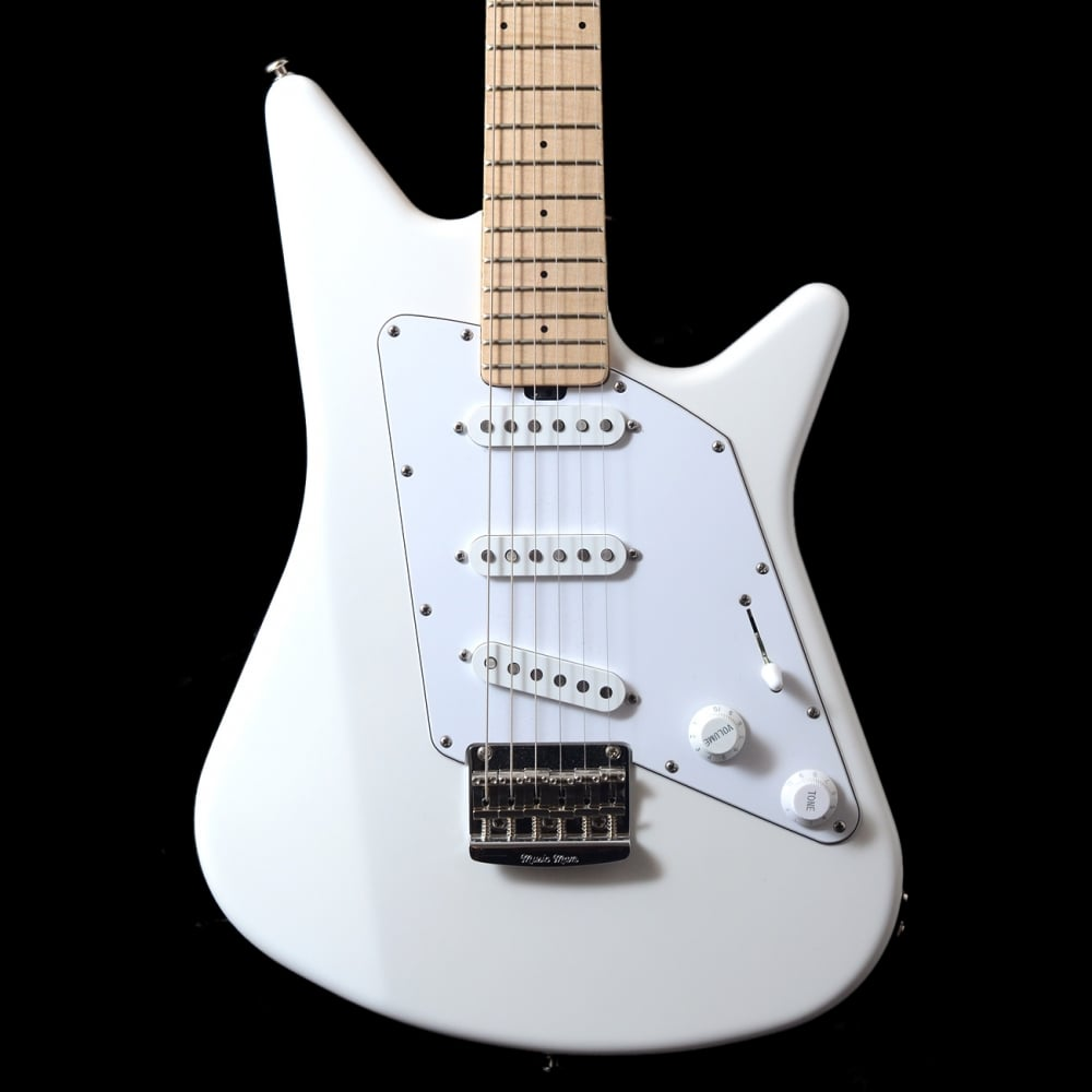 music man albert lee signature sss hardtail white maple neck pre owned. Black Bedroom Furniture Sets. Home Design Ideas