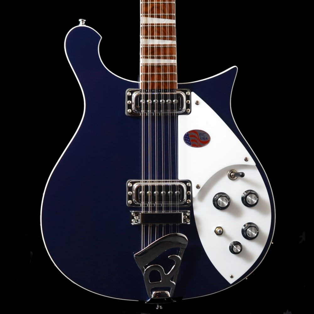 buy rickenbacker 620 12 midnight blue 12 string electric guitar. Black Bedroom Furniture Sets. Home Design Ideas