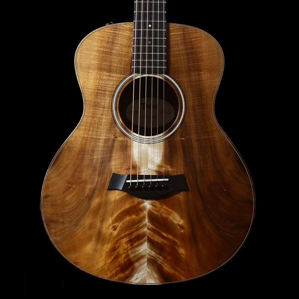 buy taylor gs mini e koa electro acoustic guitar with koa back sides 2106166509. Black Bedroom Furniture Sets. Home Design Ideas