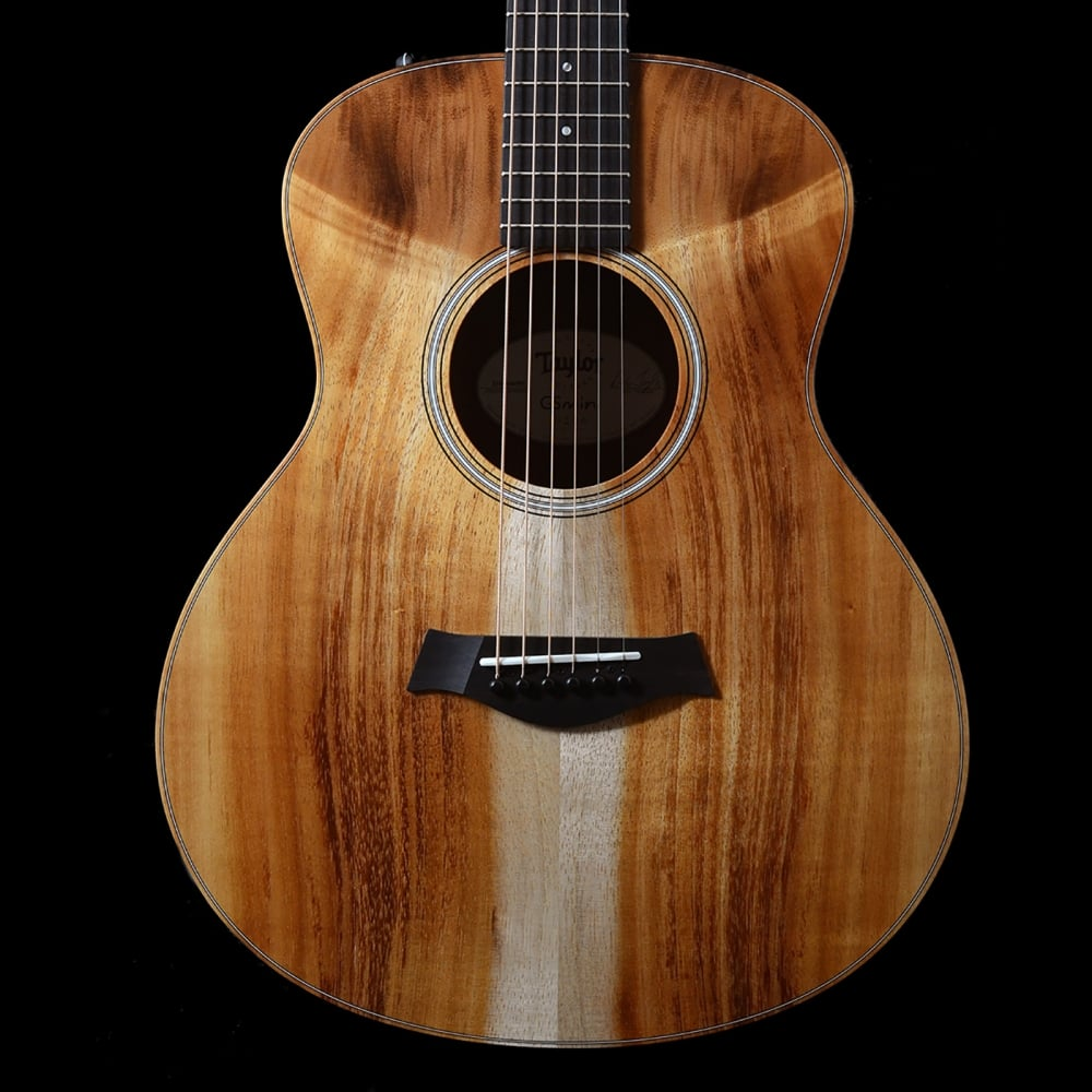 buy taylor gs mini e koa electro acoustic guitar with koa back sides 2106166505. Black Bedroom Furniture Sets. Home Design Ideas