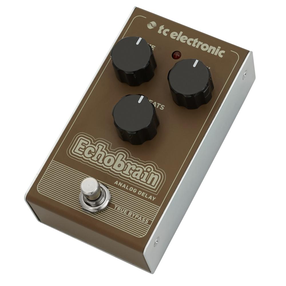 tc electronic echobrain analog delay guitar effects sound affects premier. Black Bedroom Furniture Sets. Home Design Ideas