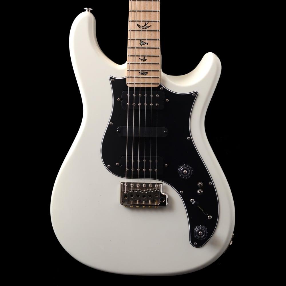 Prs Brent Mason Signature Electric Guitar  White Wash