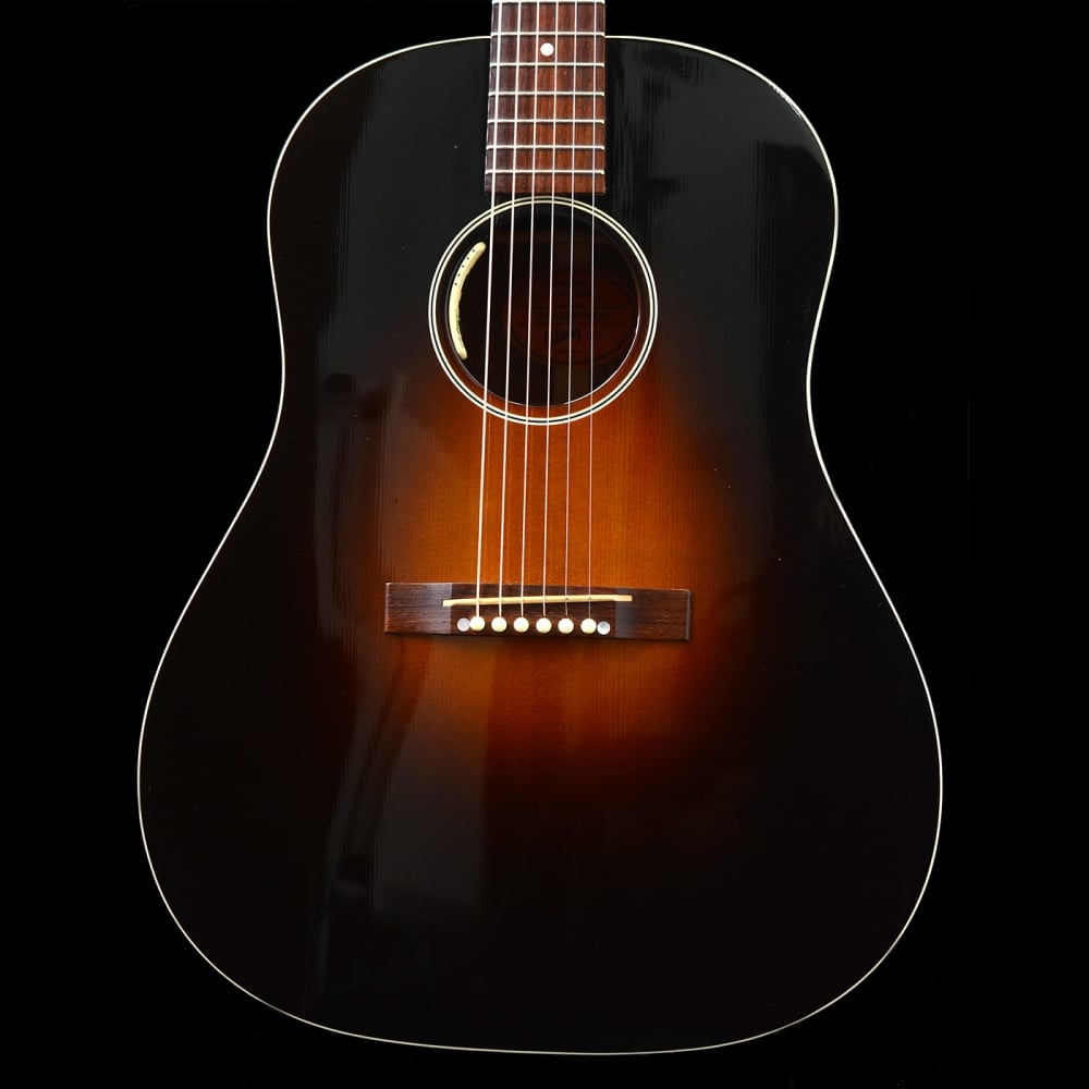 gibson 1934 original jumbo re issue acoustic guitar preowned. Black Bedroom Furniture Sets. Home Design Ideas