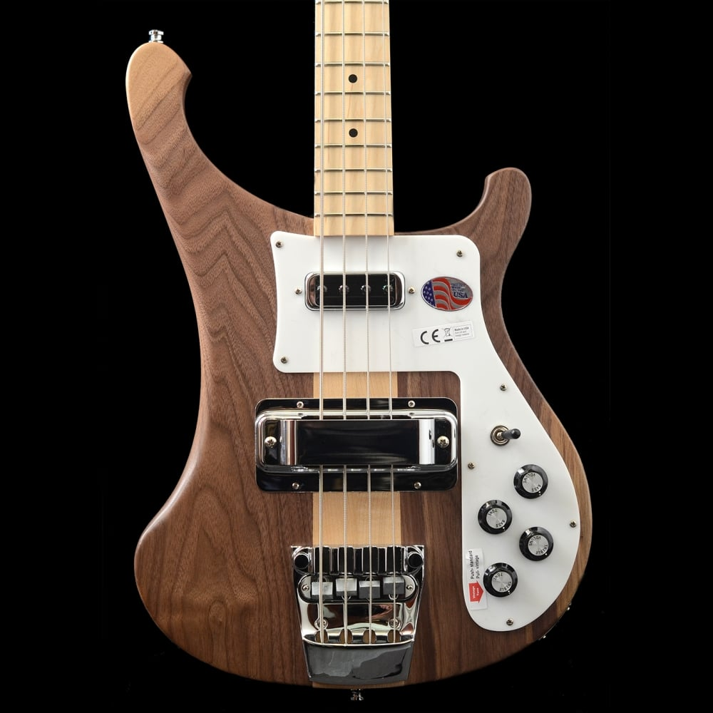 rickenbacker 4003s bass guitar walnut. Black Bedroom Furniture Sets. Home Design Ideas