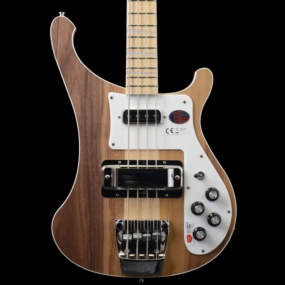buy rickenbacker 4003 walnut bass guitar 17 01687. Black Bedroom Furniture Sets. Home Design Ideas