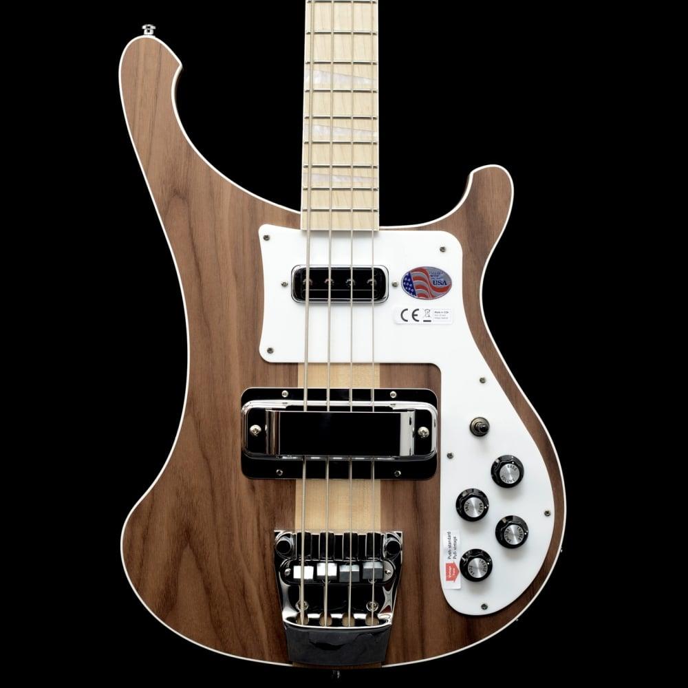 buy rickenbacker 4003 walnut bass guitar 17 02787. Black Bedroom Furniture Sets. Home Design Ideas