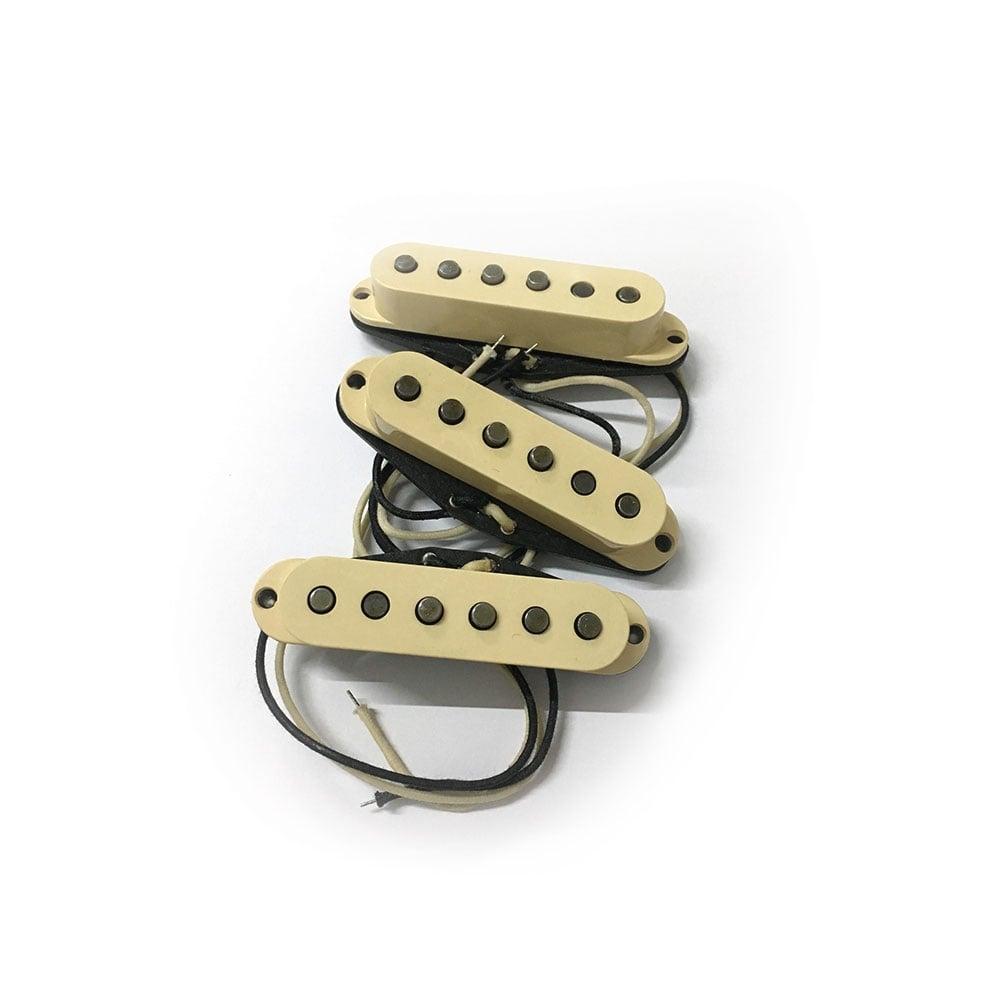 Custom Shop John Mayer Scooped Pickup Set For Stratocaster Adding Wiring Diagram Seymour Duncan Humbucker Strat Pickups