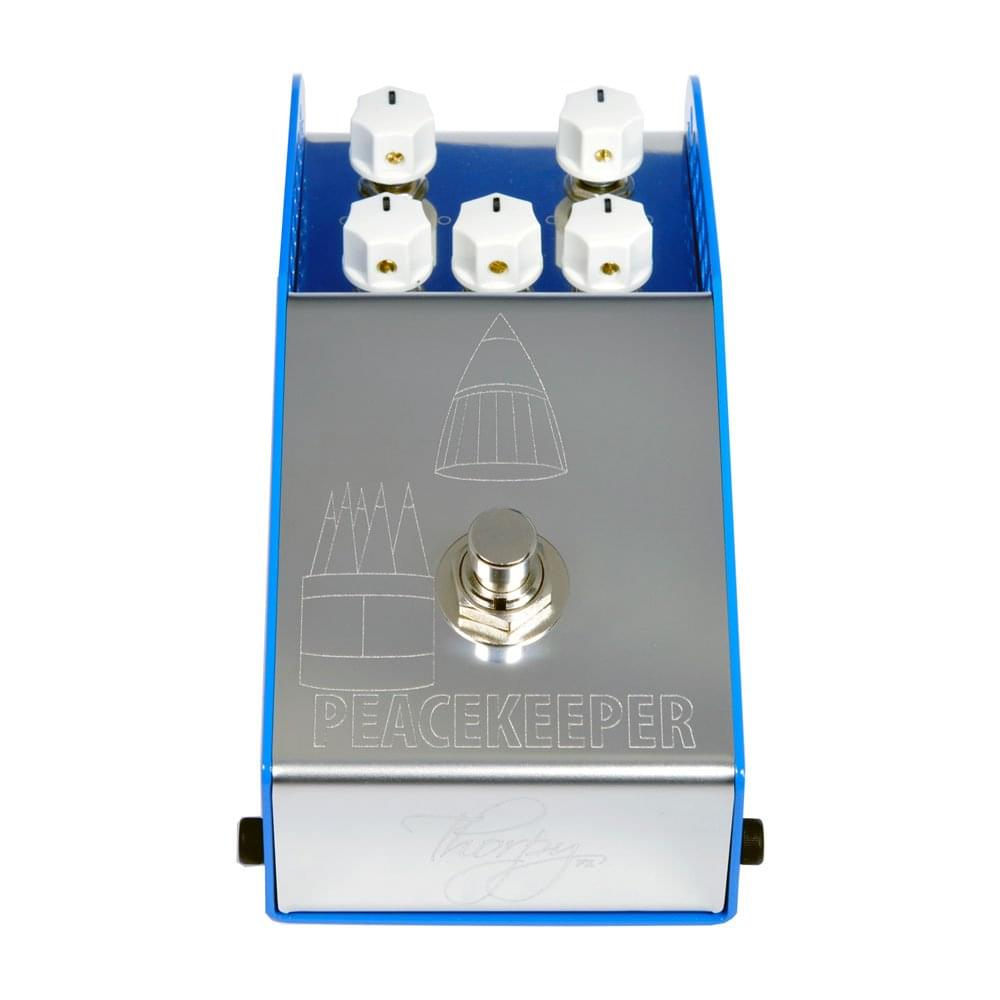 thorpyfx the peacekeeper low gain overdrive guitar drive sound affects premier. Black Bedroom Furniture Sets. Home Design Ideas